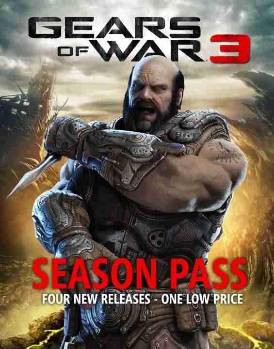 Descargar Gears Of War 3 RAAMS Shadow Pack 2 [MULTI][DLC][MoNGoLS] por Torrent